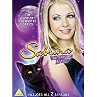 Sabrina The Teenage Witch: The Complete Series [DVD]